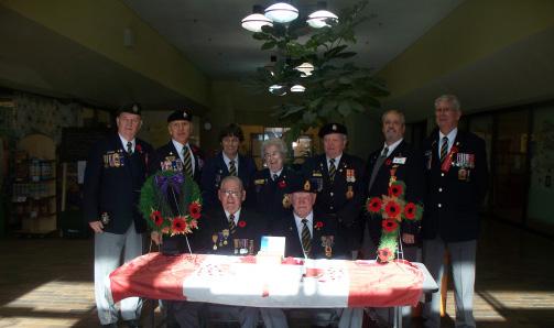 Clementsport Members 2012